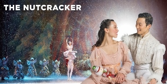 Post image for Chicago Dance Review: THE NUTCRACKER (Joffrey Ballet at Auditorium Theatre)