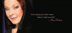 LONG AGO AND FAR AWAY - Alexis Gershwin CD review