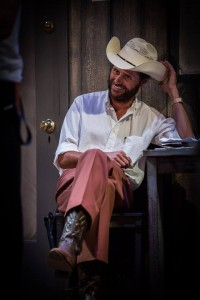 "Patrick Hume in Christian Levatino's ""Sunny Afternoon"" at Theatre Asylum in Hollywood."