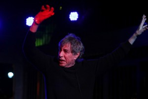 Paul Sand in 'Kurt Weill at the Cuttlefish Hotel' - West End Theatre at the end of the Santa Monica Pier.