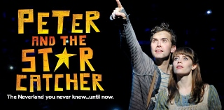 Post image for Los Angeles Theater Review: PETER AND THE STARCATCHER (Ahmanson Theatre)