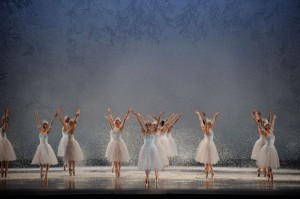 San Francisco Ballet in Tomasson's Nutcracker.