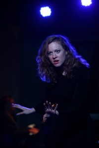 Shay Astar in 'Kurt Weill at the Cuttlefish Hotel' - West End Theatre at the end of the Santa Monica Pier.