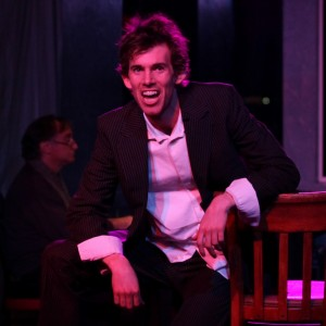 Sol Mason in 'Kurt Weill at the Cuttlefish Hotel' - West End Theatre at the end of the Santa Monica Pier.