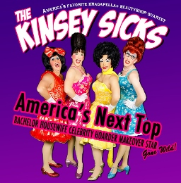 THE KINSEY SICKS America's Next Top Bachelor Housewife Celebrity Hoarder Makeover Star Gone Wild! POSTER