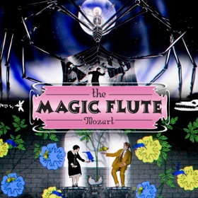 Post image for Los Angeles Opera Review: THE MAGIC FLUTE (1927 Theatre Company and LA Opera)