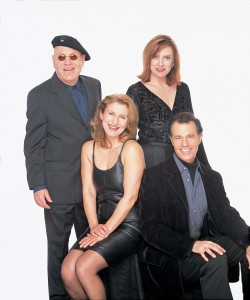 THE MANHATTAN TRANSFER - PHOTO COURTESY OF THE ARTISTS