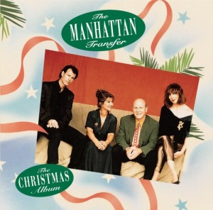 The Christmas Album from The Manhattan Transfer