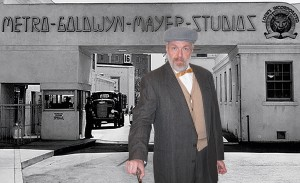 William Chamberlain as George Bernard Shaw