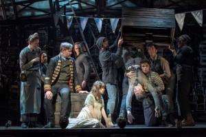"The company of ""Peter and the Starcatcher"""