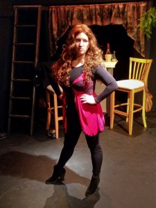 Alexis Notabartolo in A WORD FROM OUR SPONSORS by Velvet Pile at Son of Semele Ensemble.