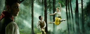 GISELLE - Royal New Zealand Ballet - Poster