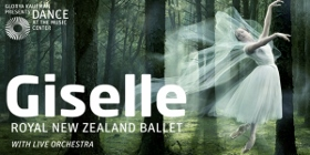 Post image for Dance Review: GISELLE (Royal New Zealand Ballet)