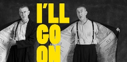 Post image for Los Angeles Theater Review: I'LL GO ON (Kirk Douglas Theatre in Culver City)