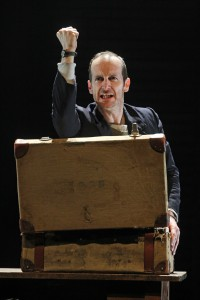 """An Iliad,"" with Denis O' Hare at the Broad Stage in Santa Monica"