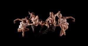 Les Ballet Jazz de Montreal.