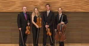 St. Lawrence String Quartet.