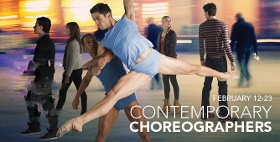 Post image for Chicago Dance Review: CONTEMPORARY CHOREOGRAPHERS (Joffrey Ballet at the Auditorium)
