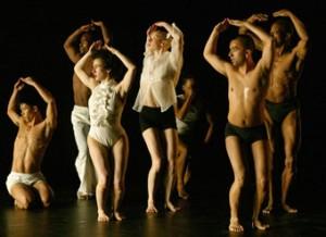 BILL T. JONES ARNIE ZANE DANCE COMPANY - Continuous Replay
