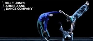 BILL T. JONES ARNIE ZANE DANCE COMPANY - Logo