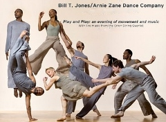 Post image for Los Angeles Dance Review: PLAY AND PLAY: AN EVENING OF MOVEMENT AND MUSIC (Bill T. Jones / Arnie Zane Dance Company at VPAC)