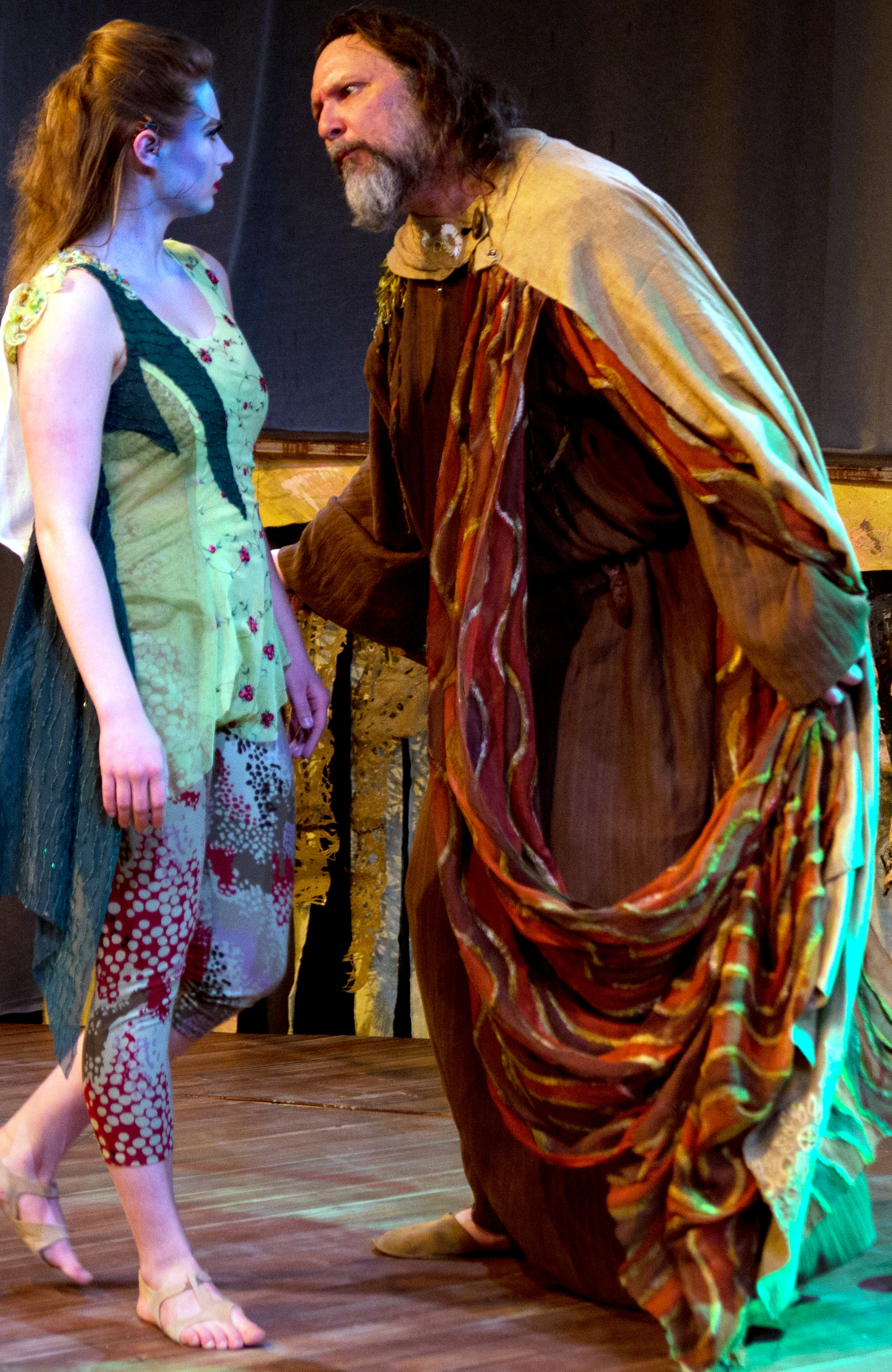 an analysis of the heart of the savage in the tempest The tempest: plot summary act 1, scene 1 caliban, a disfigured and savage offspring of the dead witch, sycorax despite prospero's attempts to tame him, caliban has remained wide and barbaric, and has even attempted to rape miranda.