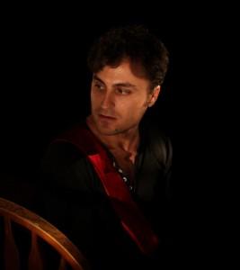 Charles Pasternak in Porters of Hellsgate's production of HENRY V
