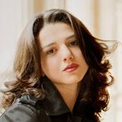 Pianist Khatia Buniatishvili