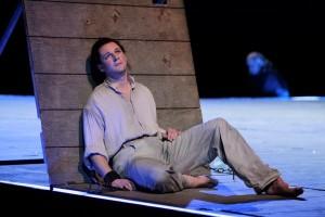 Liam Bonner as Billy Budd in LA Opera's BILLY BUDD.