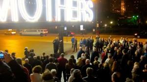 Mike Daisey, American Utopias at Royce Hall Feb 6, 2014.