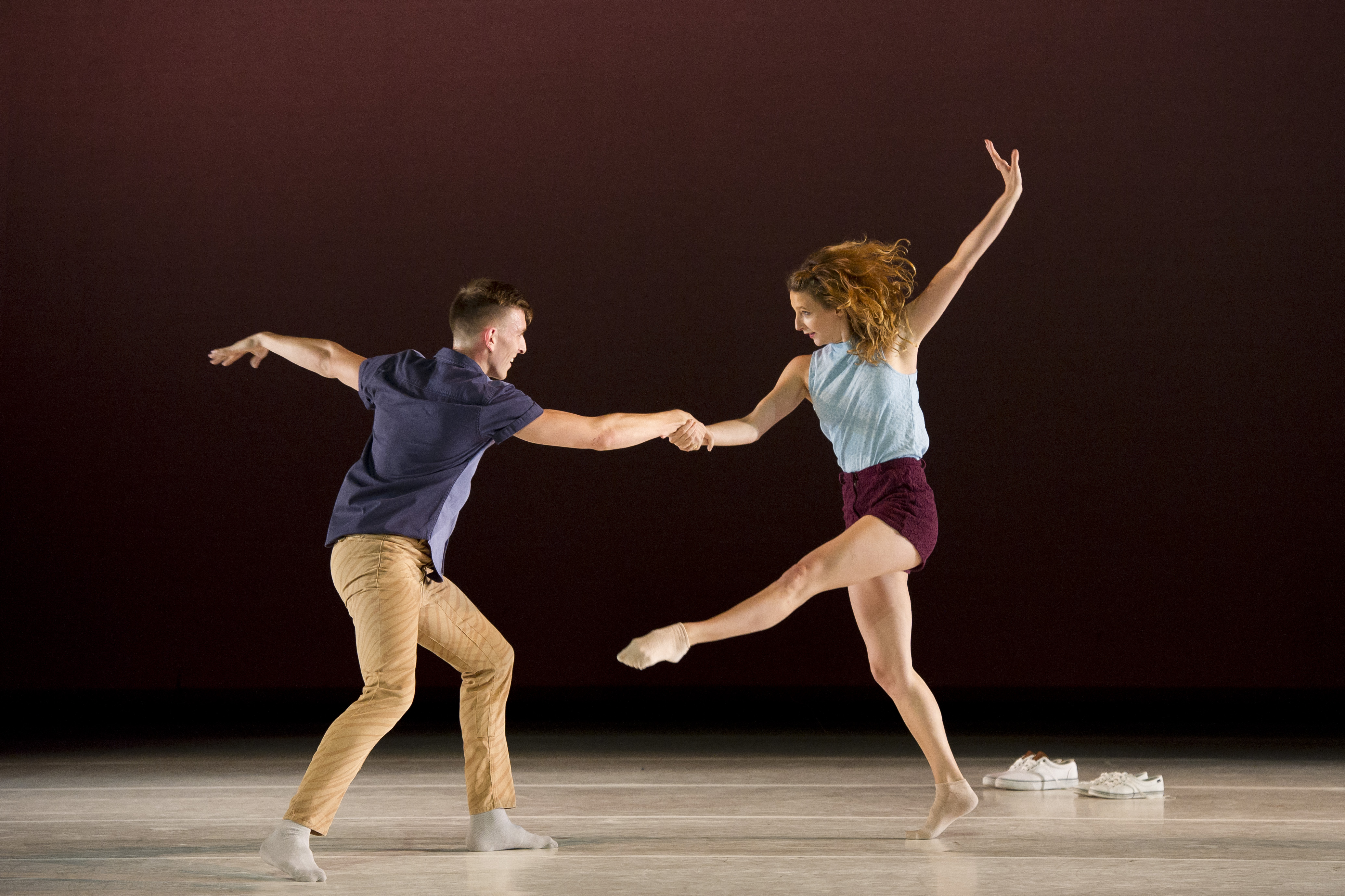 Tony Frankel's Stage and Cinema dance review of LA Dance ...