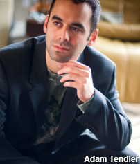 Pianist Adam Tendler
