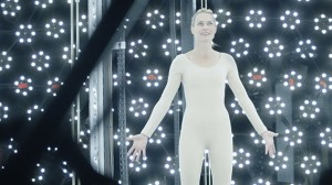 Robin Wright stars in Ari Folman's film, THE CONGRESS.