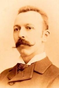Russian composer Léon Boëllmann
