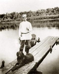 Sergei Rachmaninoff embarks on the Volga!