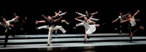 The Joffrey Ballet ensemble in Alexander Ekman's EPISODE 31.