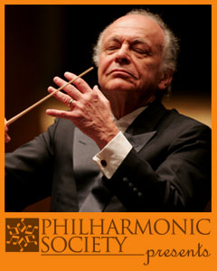 The Vienna Philharmonic, presented by The Philharmonic Society at the Renée and Henry Segerstrom Concert Hall - POSTER