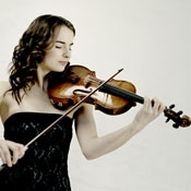 Violinist ALINA POGOSTKINA