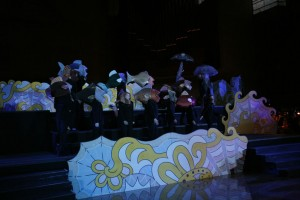 A scene from LA Opera's JONAH AND THE WHALE.