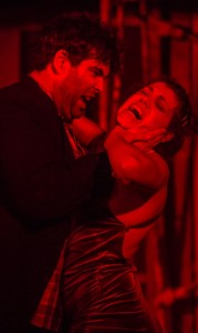 Adam Patrick Cromer and Nora Graham-Smith in Pacific Opera Project's CARMEN.