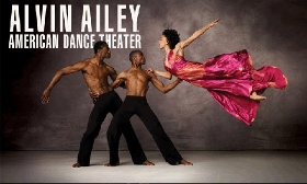 Post image for Chicago Dance Review: ALVIN AILEY AMERICAN DANCE THEATER (Auditorium Theatre)