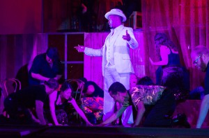 Babatunde Akinboboye in Pacific Opera Project's CARMEN