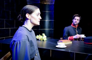 Danni Smith, Peter Oyloe in Theo Ubique's production of PASSION.