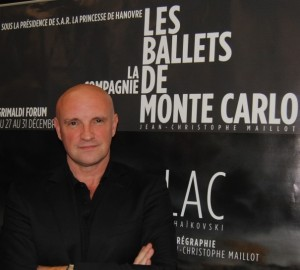 Jean-Christophe Maillot - photo by L. Mattera