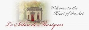 LE SALON DE MUSIQUES Logo