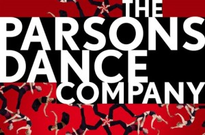 Parson Dance Company - POSTER