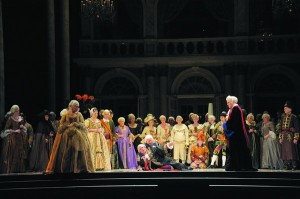 San Diego Opera presents Giuseppe Verdi's A MASKED BALL as part of its 2014 season staring Piotr Beczala, Stephanie Blythe, Krassimira Stoyanova and Aris Argiris. Massimo Zanetti conducts and Lesley Koenig