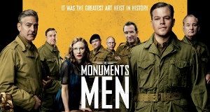 Post image for Film Review: THE MONUMENTS MEN (directed by George Clooney)