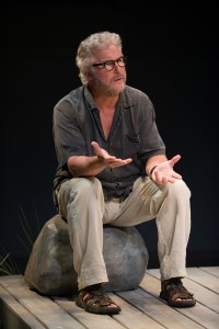 William Petersen in the West Coast premiere of Slowgirl directed by Randall Arney at the Geffen Playhouse.