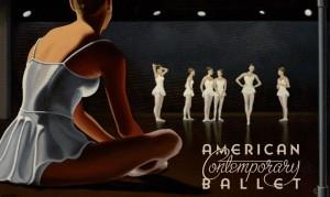 American Contemporary Ballet - LOGO